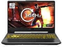 "ASUS TUF Gaming F15 Core i5 8GB 512GB SSD GTX 1660Ti 15.6"" Win10 Home Gaming Laptop"