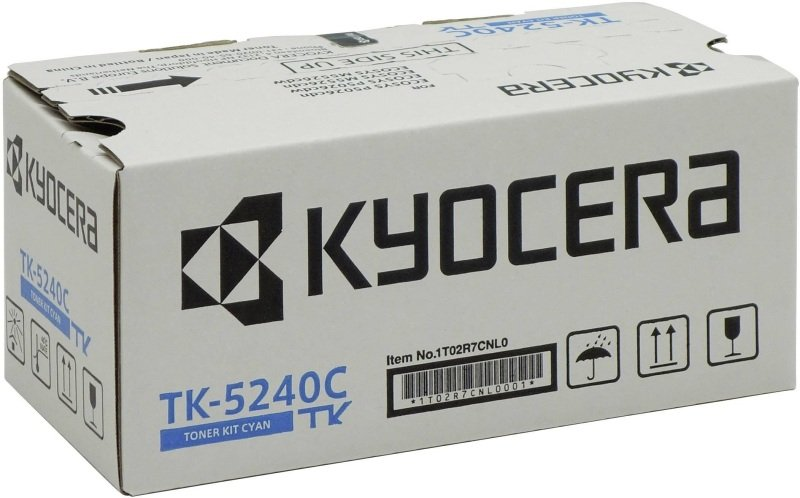 KYOCERA 1T02R7CNL0 (TK-5240 C) Toner cyan, 3K pages