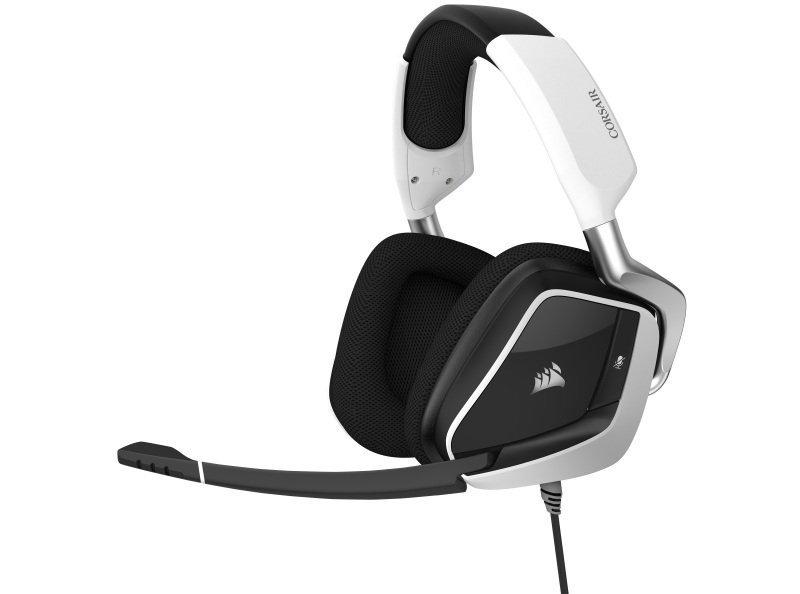 Refurbished by Corsair VOID RGB ELITE USB Gaming Headset, White