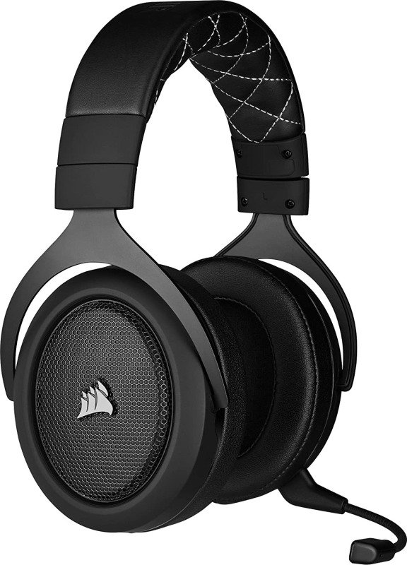 Image of Corsair HS70 Pro Wireless Gaming Headset - Carbon