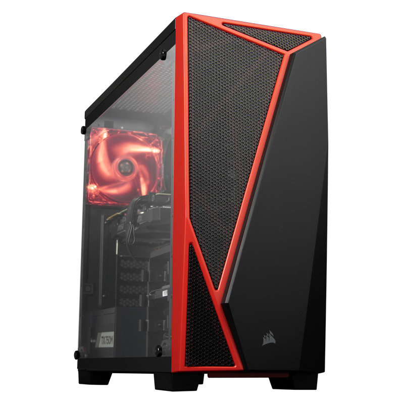 AlphaSync Gaming Desktop PC, AMD Ryzen 5 3600, 16GB DDR4, 1TB HDD, 240GB SSD M.2, MSI RTX 2070 SUPER VENTUS GP OC, WIFI, No Operating System