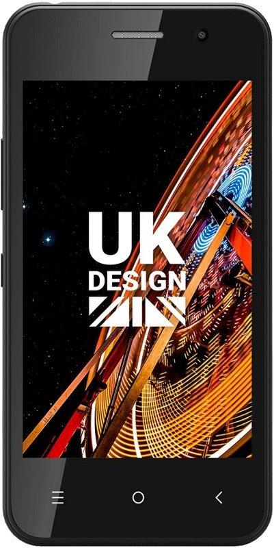 STK Evo UK 4'' 8GB Smartphone - Black