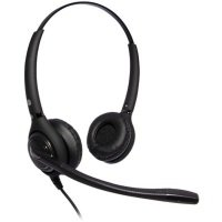 JPL 502S Binaural USB Headset with 270 Adjustable Microphone Boom