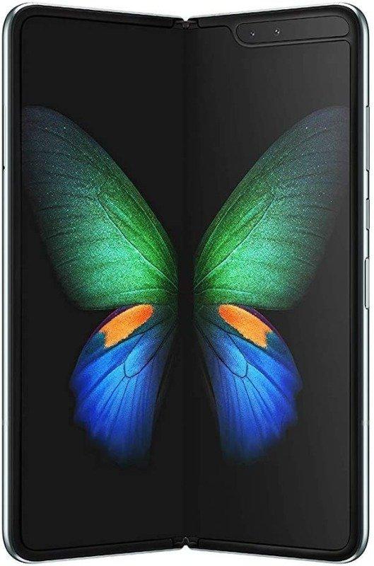 Samsung Galaxy Fold 512GB Smartphone - Silver