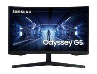 """Samsung Odyssey G5 27"""" 144Hz 1ms WQHD VA Gaming Monitor"""