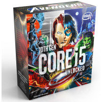 EXDISPLAY Intel 10th Gen Core i5 10600K 4.1GHz Marvel's Avengers Collector's Edition Processor
