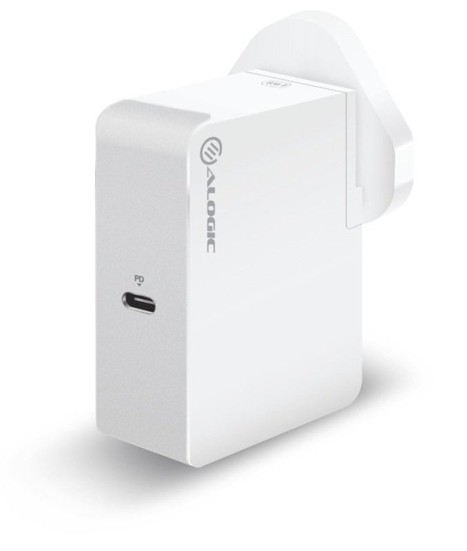ALOGIC USB-C Laptop/Macbook 60W Travel Wall Charger