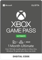 Xbox Game Pass Ultimate | 1 Month Membership | Xbox / Win 10 PC - Download Code