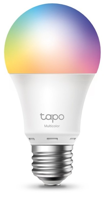 TP-Link Tapo L530E Smart Wi-Fi Multicolour E27 Light Bulb - Works with Alexa and Google Assistant