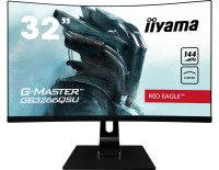 """Iiyama G-MASTER GB3266QSU-B1 31.5"""" QHD 1ms 144Hz Gaming Monitor"""