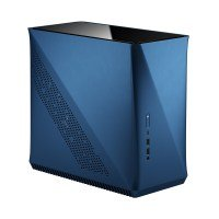 EXDISPLAY Fractal Design Era ITX Cobalt Compact PC Case