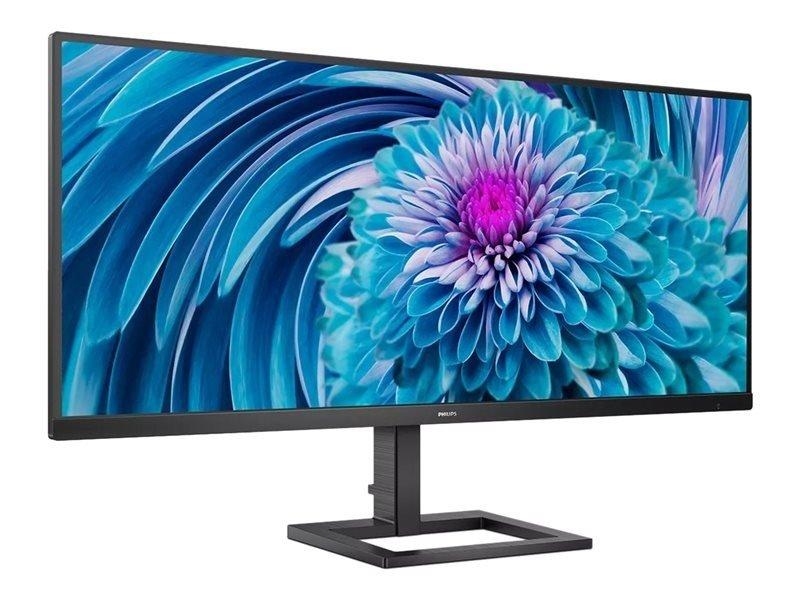 """Philips 345E2AE/00 E Line 34"""" WQHD UltraWide IPS LCD monitor"""