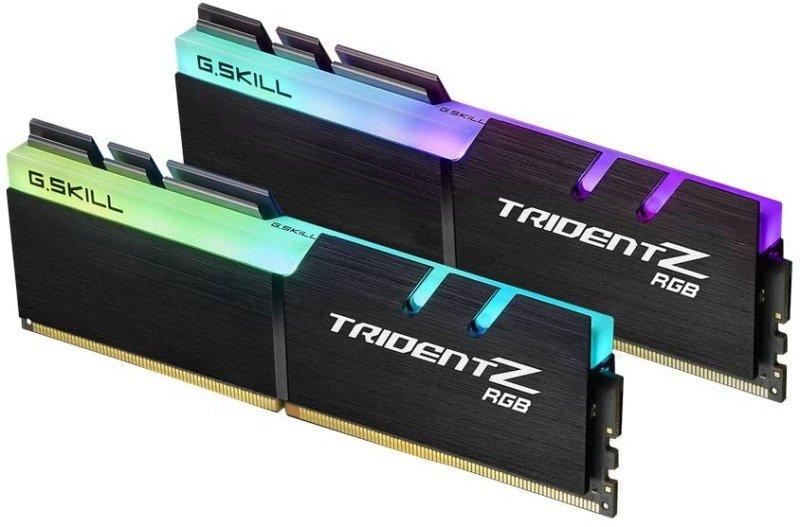 G.SKILL TridentZ RGB Series 32GB (2 x 16GB) DDR4 3200Mhz DIMM CAS 16