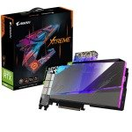 Gigabyte GeForce RTX 3080 10GB GDDR6X AORUS XTREME WATERFORCE WB Ampere Graphics Card