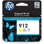 Hp 912 Yellow Ink