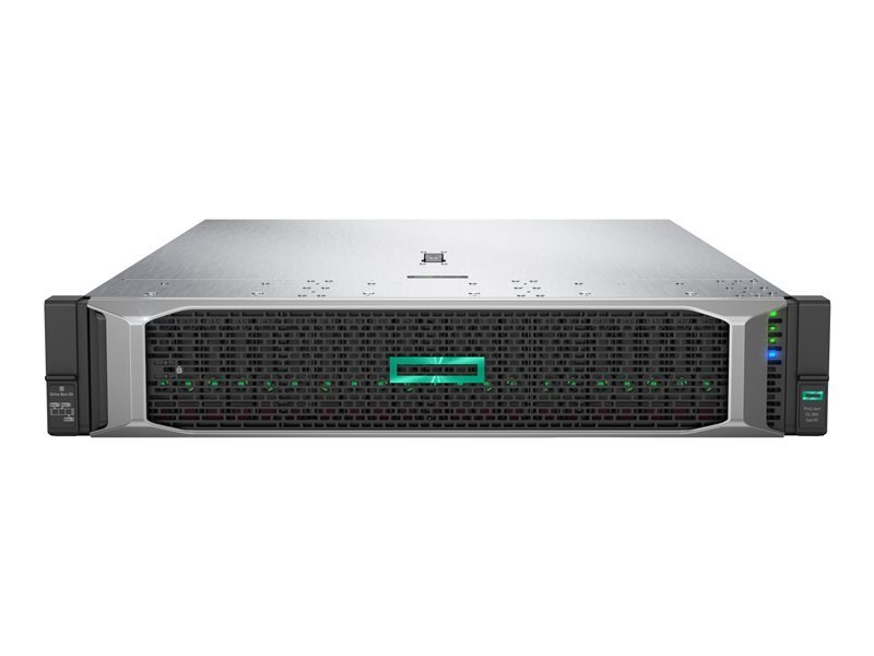 HPE ProLiant DL380 Gen10 SMB Networking Choice - Rack-mountable - Xeon Gold 5218R 2.1 GHz - 32GB