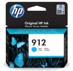 HP 912 Cyan Original Ink Cartridges
