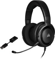 Refurbished by Corsair HS45 7.1 Surround Sound Gaming Headset  Carbon