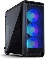 Phanteks Eclipse P400A D-RGB Gaming Case - Black