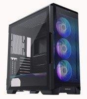 Phanteks Eclipse P500 Air ATX Case Tempered Glass DRGB Satin Black