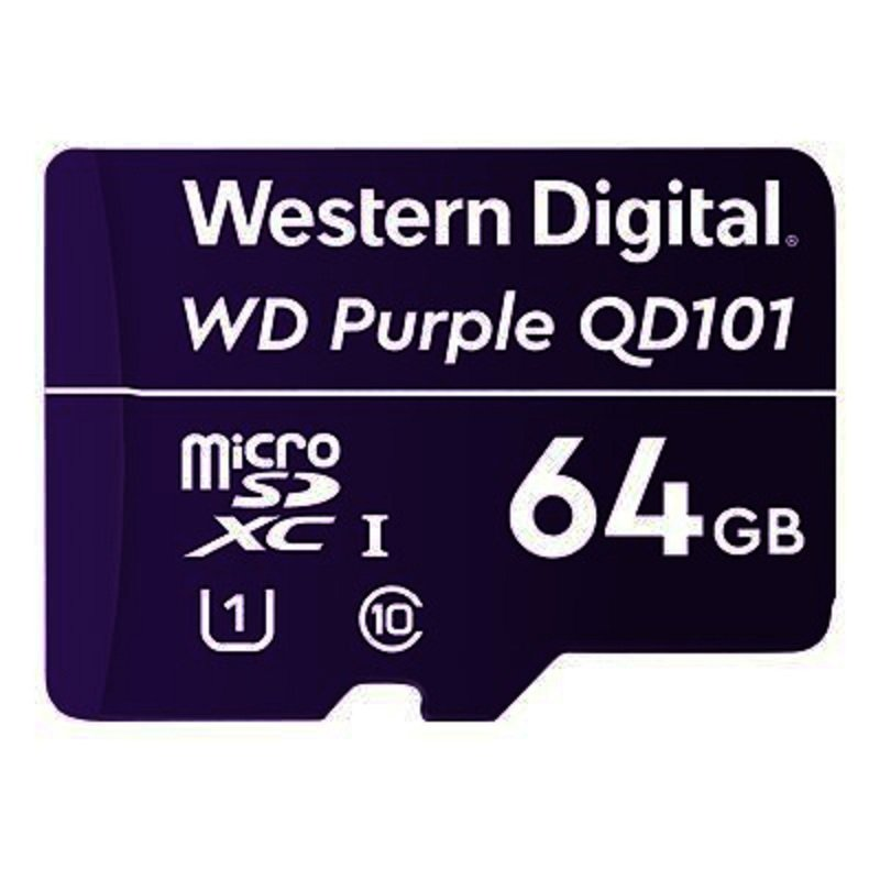 WD Purple SC QD101 WDD064G1P0C 64GB