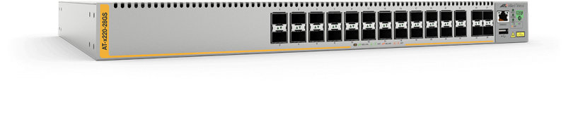 Allied Telesis x220-28GS Manageable Layer 3 Switch