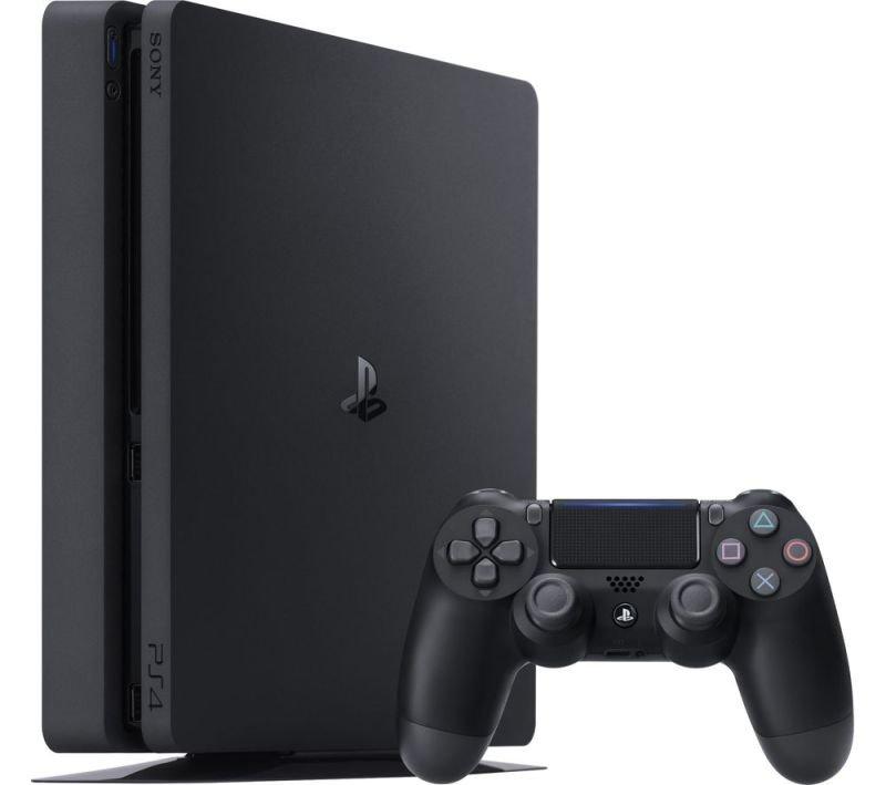 Image of Sony PS4 Black 500GB
