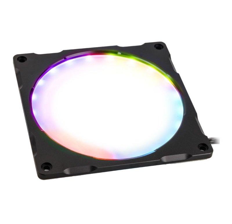 EXDISPLAY Phanteks Halos Lux 140MM RGB LED Black Fan Frame