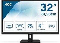 "AOC Q32E2N 31.5"" IPS QHD Monitor"