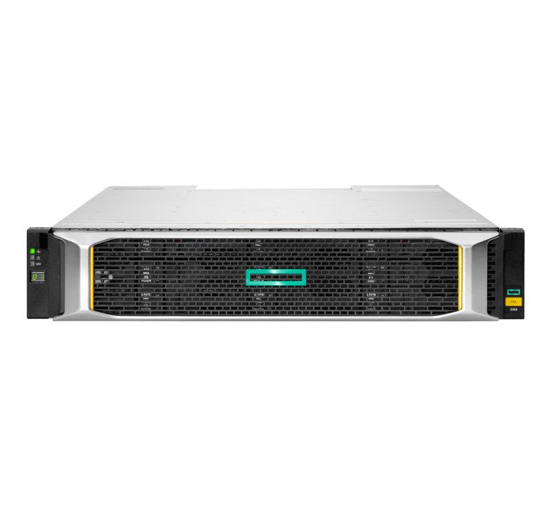 HPE MSA 2060 MSA2060-001 - Rack 2U - HDD, SSD