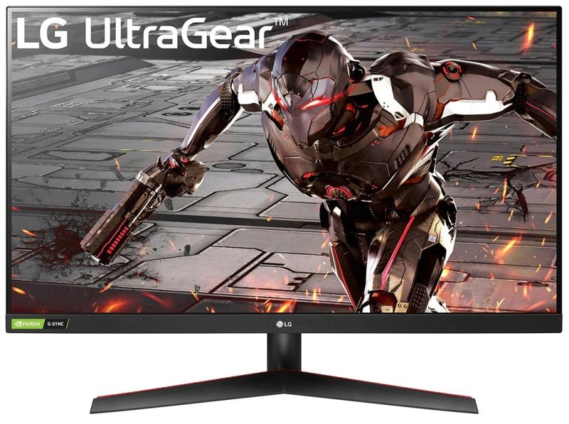 "Image of LG UltraGear 32GN500-B 32"" 165Hz 1ms Gaming Monitor"