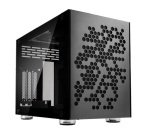 Kolink Rocket Heavy Aluminium Mini-ITX Case - Gunmetal Grey