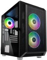 Kolink Citadel Mesh RGB Micro-ATX Case - Black