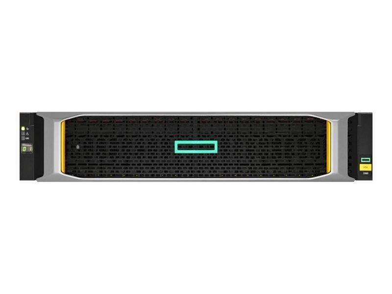 HPE Modular Smart Array 1060 12Gb SAS SFF Storage - Hard Drive Array
