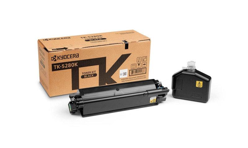 Kyocera Toner Cartridge Black Tk-5280k