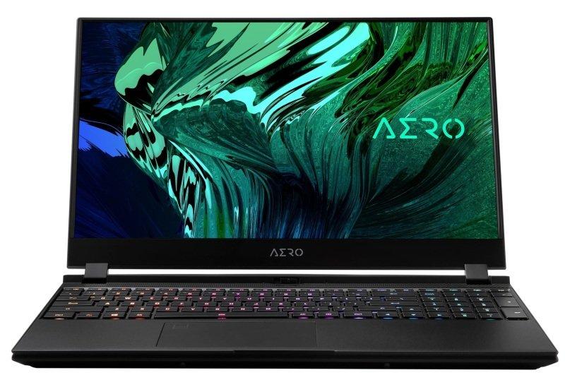 "Image of Gigabyte AERO 15 Core i7 16GB 512GB SSD RTX 3070 MaxQ 15.6"" Win10 Home Creator Laptop"