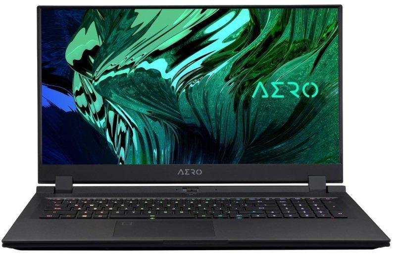 "Image of Gigabyte AERO 17 Core i7 32GB 1TB SSD RTX 3070 MaxQ 17.3"" Win10 Pro Creator Laptop"