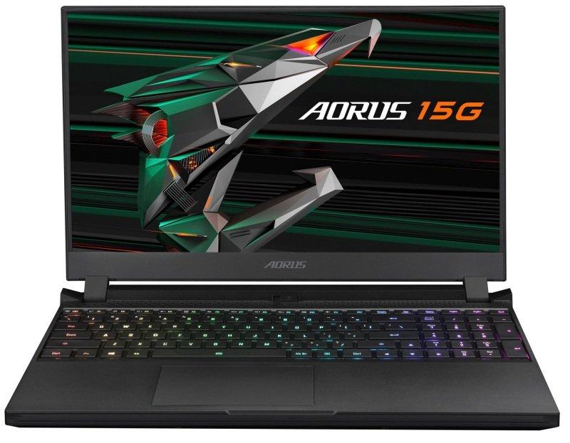 "Image of Gigabyte Aorus 15G Core i7 32GB 512GB SSD RTX 3070 MaxQ 15.6"" Win10 Home Gaming Laptop"
