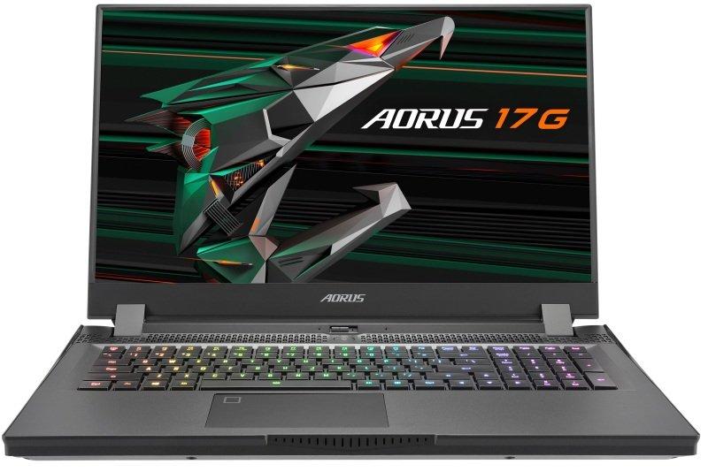 "Image of Gigabyte Aorus 17G Core i7 32GB 512GB SSD RTX 3070 MaxQ 17.3"" Win10 Home Gaming Laptop"