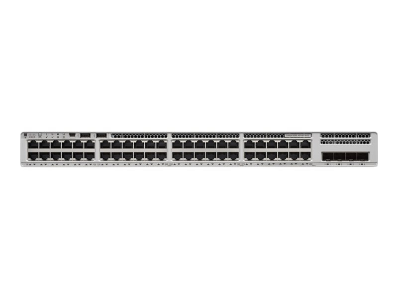 Cisco Catalyst 9200L - Network Essentials - Switch - 48 Ports - Managed - Rack-mountable