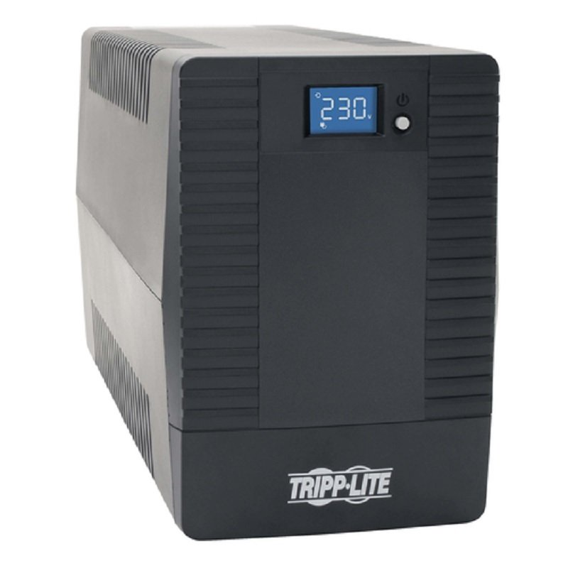 Tripp Lite 850VA 480W Line-Interactive UPS with 6 C13 Outlets