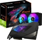 Gigabyte GeForce RTX 3090 24GB GDDR6X AORUS XTREME WATERFORCE Ampere Graphics Card