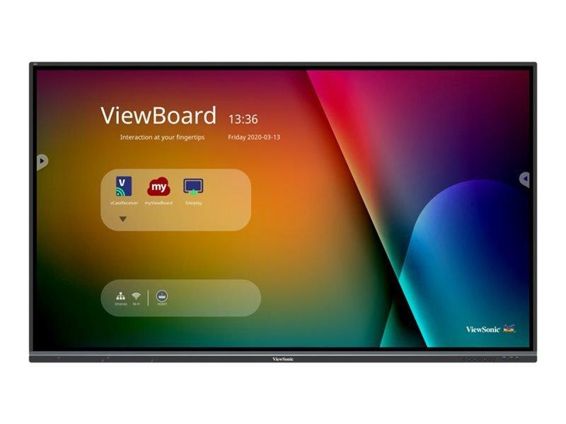 "ViewSonic ViewBoard IFP8650-3 - 86"" LED Display - 4K"