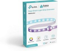 TP-Link Kasa Smart 1M Multicolour Light Strip Extension - Works with Alexa and Google Assistant