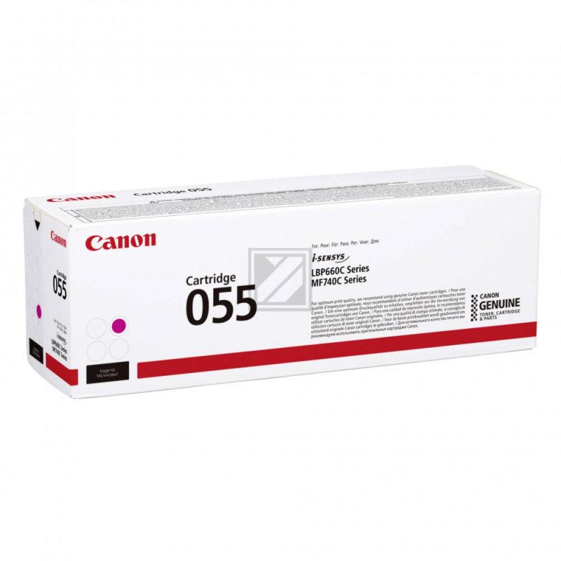 Canon 055 Magenta Toner Cartridge