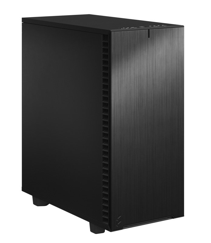 EXDISPLAY Fractal Design Define 7 Compact Black Solid