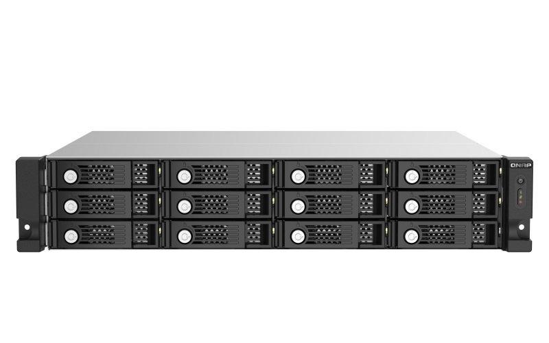 QNAP TL-R1220Sep-RP - 12 Bay SAS Rackmount Enclosure