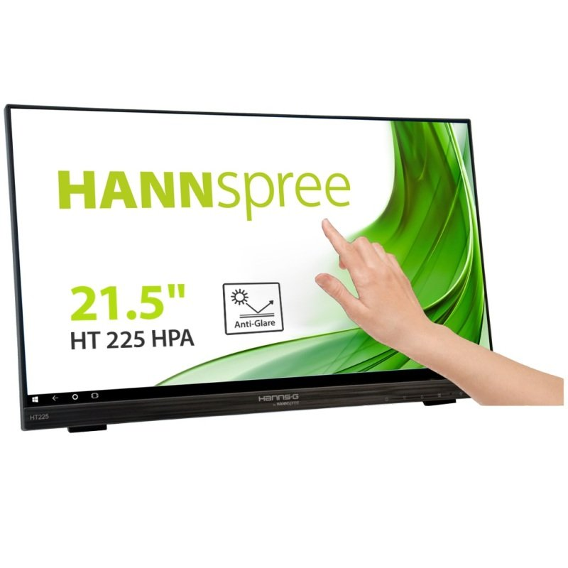 Hannspree ht225hpa Touch mntr
