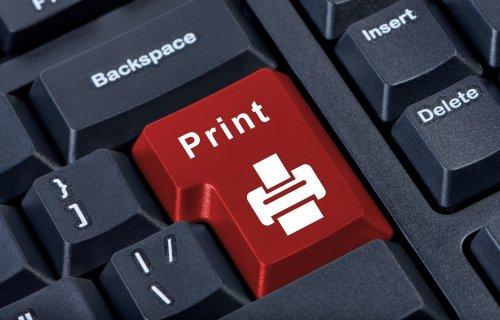 Printer CashBack