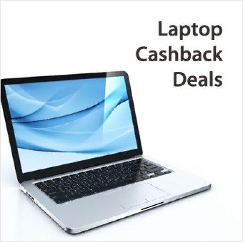 Laptop Cash Back